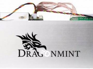 HalongMining presented the most efficient bitcoin miner DragonMint 16T