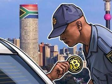 In South Africa traffic fines can be paid by bitcoins