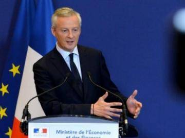 French Finance Minister: bitcoin should be discussed at the meeting of G20