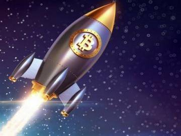 Higher and higher…the Price of bitcoin exceeded $14 000