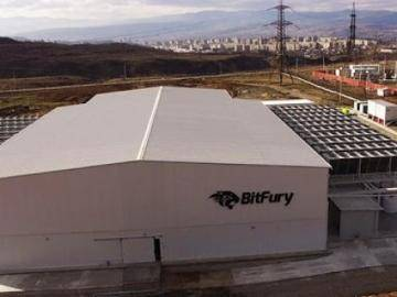 Bitfury will launch the largest data center for mining bitcoin in North America