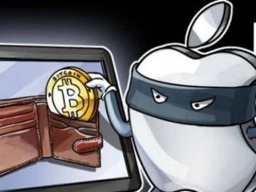 Apple removes fake crypto MyEtherWallet from the App Store, but still 3,000 users were affected