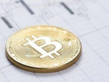 The price of bitcoin fell after the price of bitcoin futures from CME