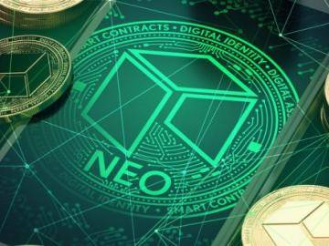 NEO is the only cryptocurrency that is growing today. Why?