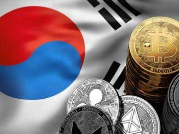 Cryptocurrencies traded in korea