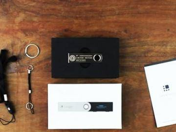 Sold 1 million Nano's Ledger