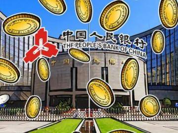 China's Central Bank plans to issue a national digital currency