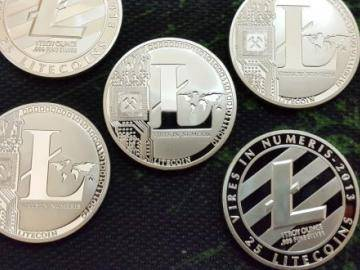 Litecoin is the second most popular cryptocurrency in darknet