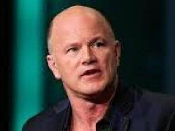 Mike Novogratz raised $250 million for the opening of the cryptocurrency Bank