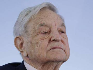 The Soros Foundation is the third largest shareholder Overstock