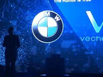 VeChain (VEN) officially announced a partnership with automaker BMW to create projects on the Blockchain