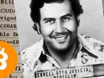 """Bitcoin Pablo Escobar"": the Brother of the world's most famous drug Lord launches its own cryptocurrency"