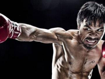 Boxing legend Manny Pacquiao goes on the ring cryptocurrency