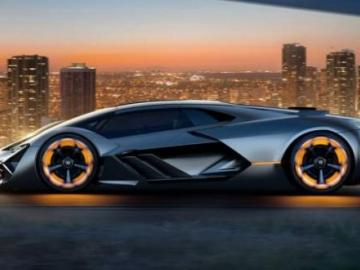 The countdown has begun: When the cryptocurrency of each holder will own a Lamborghini