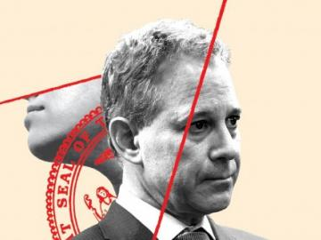 The attorney General of new York, which ordered cryptocurrency exchanges to provide him with the reports turned out to be a rapist