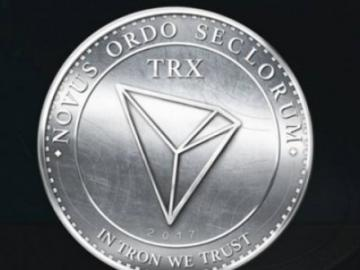 Today must earn a core network TRON (TRX)