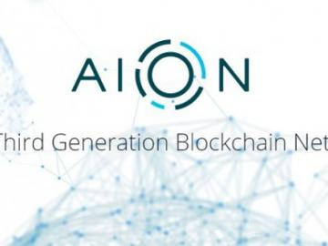 "Aion launches ""token bridge"""