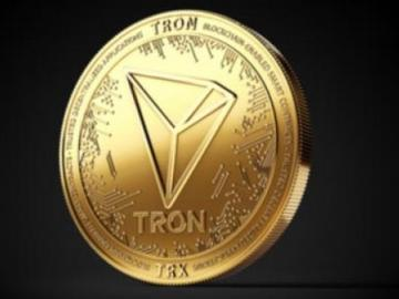 Tron began to move on their own tokens