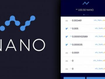 A vulnerability has been discovered in the wallet Nano on Android