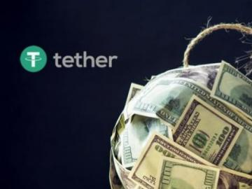 "Tether has published a ""proof"" that their token is actually provided by dollar"