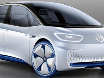 "The Volkswagen group presented the ""independent"" electric car, which is paying cryptocurrency"