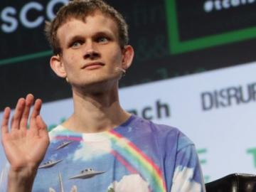 "Inspired by the Ether: the network has just released a new song ""Vitalik Buterin"""