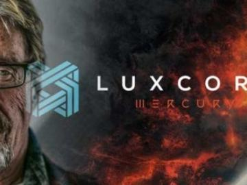 John McAfee headed Luxcore