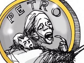 When the shield turned into a sword: El Petro will trigger a new global economic crisis