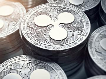 The price of Ripple has increased by 120%. XRP ahead of Ethereum in terms of market capitalization